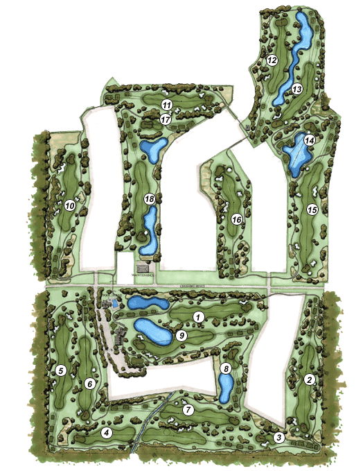 delaware golf courses map Delaware Oh Golf Course Glenross Golf Club delaware golf courses map